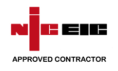 Williams electricians in Brighton are an accredited NICEIC contractor