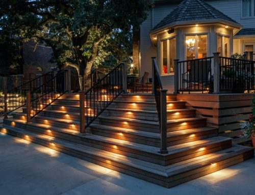 How to improve your outdoor space with lighting