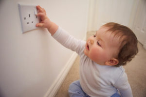 How to childproof your home and make sure electrical accidents don't happen