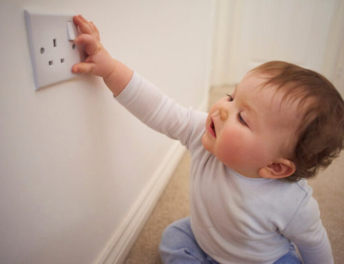 How to childproof the electrical outlets within your home